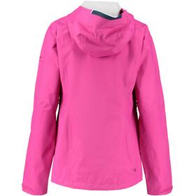Kaikkialla W's Verna 2,5 Layer Jacket Pink